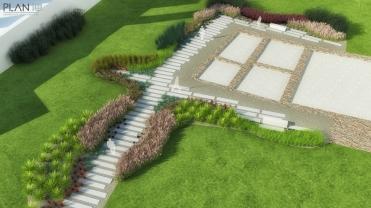 Krajobrazno uređenje arheološkog lokaliteta
